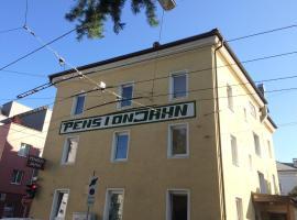 Pension Jahn, budget hotel in Salzburg