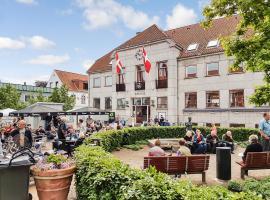 Det Gamle Rådhus, hotel i nærheden af Flensborg Havn, Gråsten