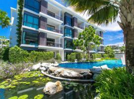 The Title Comfort Condotel, hotel in Rawai Beach