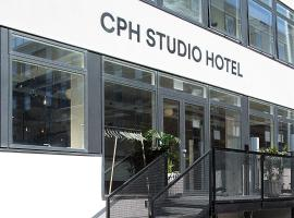 CPH Studio Hotel, hotel near The Royal Theater, Copenhagen
