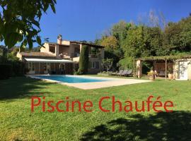 Villa Saint Paul, hotel near Maeght Fondation, Saint Paul de Vence