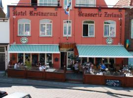 Hotel Restaurant Zeeland, inn in Tholen