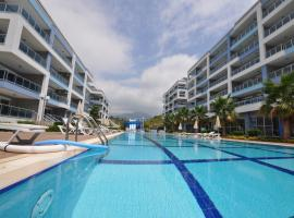 Aura Residence, отель в городе Аланья, рядом находится Муниципалитет Кестель