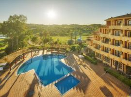 Ilunion Golf Badajoz, hotel en Badajoz