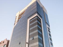 Executive Suites by Mourouj Gloria, Superior Hotel Apartments، مكان عطلات للإيجار في أبوظبي