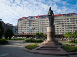 Гостиница Рижская, отель в Пскове