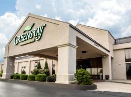 Greenstay Hotel & Suites Central, hotel in Springfield