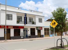 Hotel Abadia, hotel en Sogamoso