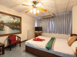 ジ アンコール ホテル、パタヤ・サウスのホテル