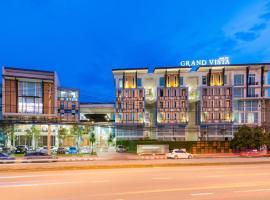 Grand Vista Hotel Chiangrai, отель в Чианграе