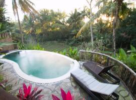 Lotus Villa Ubud, villa in Ubud