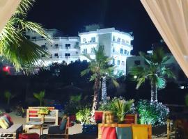 Viola Garden Hotel Restaurant, hotel in Sarandë