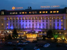 Рамада Пловдив Тримонциум, отель в Пловдиве