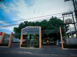 Bandeirantes Hotel, hotel em Cuiabá