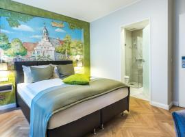 Burghotel Lingen, hotel in Lingen
