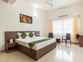 Treebo Trend Pappilon Palace, hotel near Mangalore International Airport - IXE, Mangalore