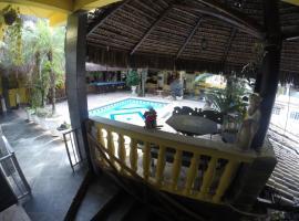 Morada do Aventureiro, hotel in Angra dos Reis