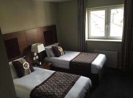 Buchan Hotel, hotel near Fyvie Castle, Ellon