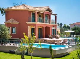 Pleiades Luxury Villa, hotel near Ammes Beach, Svoronata