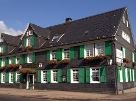 Hotel Zur Eich, hotel in Wermelskirchen