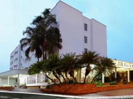 JVA Fenix Hotel, hotel em Uberlândia