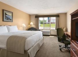 Days Inn & Suites by Wyndham Moncton, hotel em Moncton