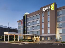 Home2 Suites by Hilton Roseville Minneapolis, hotel in Roseville