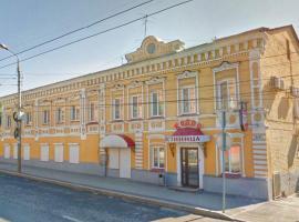 Гостиница Колос, отель в Самаре