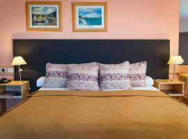 Hotel Campo Alegre, hotel en Rafaela