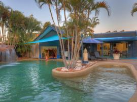 Grange Resort Hervey Bay, hotel near Reefworld Aquarium, Hervey Bay