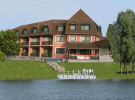 Hableány Hotel, hotel Tiszafüreden