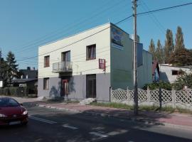 Hostel Sosnowiec, hôtel à Sosnowiec