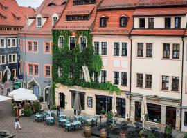 Pirnscher Hof - Hotel Garni, Hotel in der Nähe von: Barockgarten Großsedlitz, Pirna