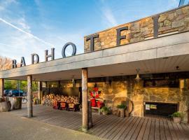 Badhotel Rockanje, beach hotel in Rockanje