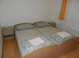Apartment Riba, hotel v Ankaranu