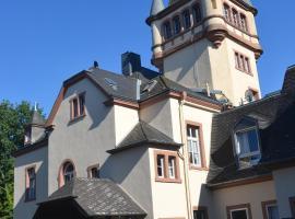 Berghotel Kockelsberg, отель в Трире