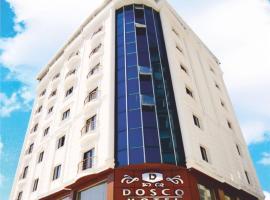 Hotel Dosco, отель в Ване