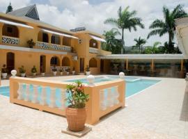 Guest House Villa Royal, homestay in Montego Bay