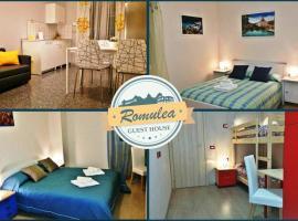 Romulea Guest House, hotel a Roma