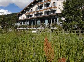 Hotel Parè, hotel poblíž významného místa Amerikan, Livigno
