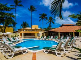 Hotel Girassol All Inclusive, hotel in Porto Seguro