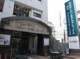 Tachikawa Urban Hotel Annex, hotel in Tachikawa