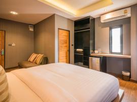 Le Terrarium Bed & Sleep Chiang Rai, hotel in Chiang Rai