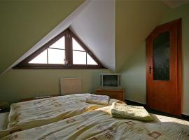 Ubytovanie Biely Dom, hotel v Ružomberku