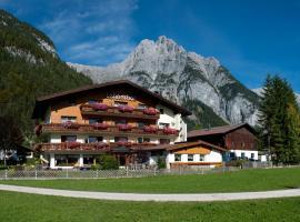 Pension Lehnerhof, hotel near King's House on Schachen, Leutasch