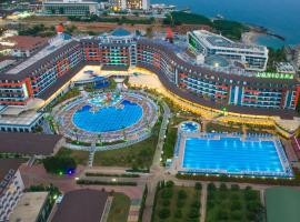 Lonicera Resort & Spa Hotel - Ultra All Inclusive, отель в Авсалларе