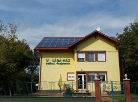 Sába-Ház, vendégház Balatonbogláron