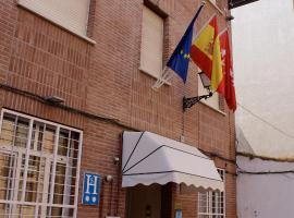 Cuatro Caños, отель в городе Алькала-де-Энарес