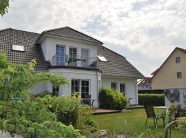 Ferienhaus Kaptein Meyer, vacation rental in Zingst