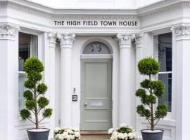 The High Field Town House, accessible hotel in Birmingham